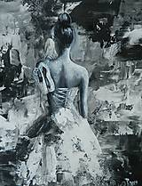 Obrazy - BALLERINA III - 10934639_