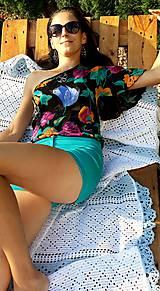 Topy - Kraťasky s letným topom - 10934457_