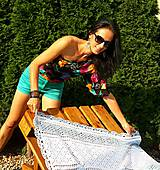 Topy - Kraťasky s letným topom - 10934462_