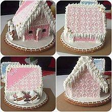 Dekorácie - Perníkový domček - 10934736_