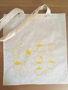Nákupné tašky - Taška bavlnená - 10934568_
