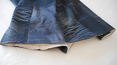 Úžitkový textil - modrák - 10938315_