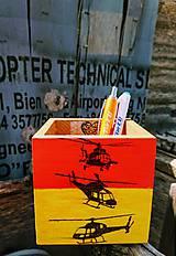 """Pomôcky - Stojan """"Helicopter"""" - 10937985_"""