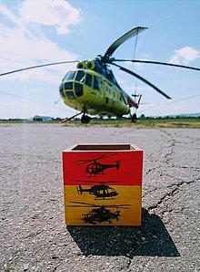 """Pomôcky - Stojan """"Helicopter"""" - 10937978_"""