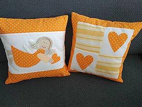 Úžitkový textil - Vankúše na želanie - 10935718_