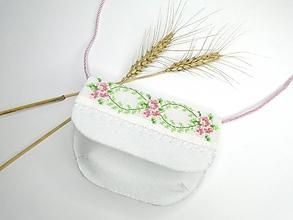Detské tašky - Romantická dievčenská kabelka - 10937058_