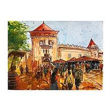 Obrazy - Kežmarsky hrad - 10936124_