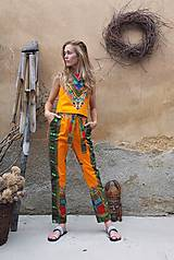 Nohavice - AFRIKA - ZLATÝ SET - 10938392_