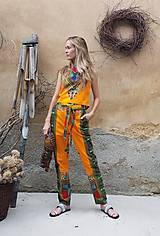 Nohavice - AFRIKA - ZLATÝ SET - 10938393_