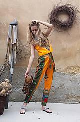 Nohavice - AFRIKA - ZLATÝ SET - 10938394_