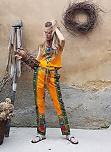 Nohavice - AFRIKA - ZLATÝ SET - 10938395_