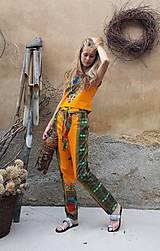 Nohavice - AFRIKA - ZLATÝ SET - 10938396_