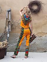 Nohavice - AFRIKA - ZLATÝ SET - 10938397_
