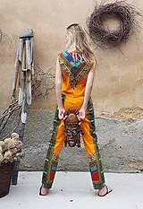 Nohavice - AFRIKA - ZLATÝ SET - 10938398_