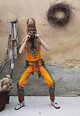 Nohavice - AFRIKA - ZLATÝ SET - 10938411_