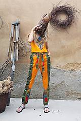 Nohavice - AFRIKA - ZLATÝ SET - 10938412_