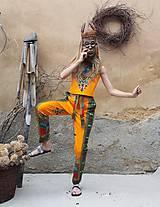 Nohavice - AFRIKA - ZLATÝ SET - 10938413_