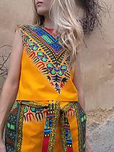 Nohavice - AFRIKA - ZLATÝ SET - 10938414_