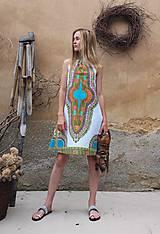 Šaty - AFRIKA - MAKENZI ŠATEČKY KRÁTKÉ - 10938418_
