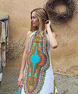 Šaty - AFRIKA - MAKENZI ŠATEČKY KRÁTKÉ - 10938422_