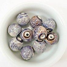 Korálky - KE108 Korálka keramická 1,8 cm - 10938068_