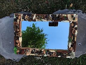 Dekorácie - Zrkadielko povedz mi.... - 10936853_