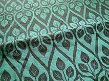 Textil - Yaro La Vita Emerald Black - 10935775_