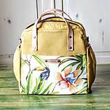 Veľké tašky - Lu.Si.L bag 3in1 No.18 - 10937443_