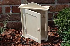 Krabičky - skrinka na kľúče - 10937068_