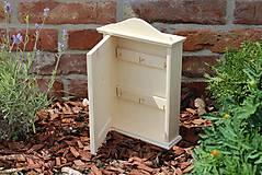 Krabičky - skrinka na kľúče - 10937073_