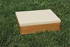 Krabičky - čajová krabica 12 priečinková - 10937101_