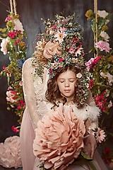 Ozdoby do vlasov - Venček pre mami i dcéru
