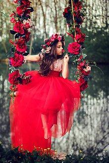 """Ozdoby do vlasov - Kvetinový venček """"krása letného dňa"""" - 10936335_"""