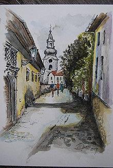 Obrazy - Banská Štiavnica - 10938021_