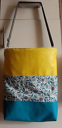 Veľké tašky - Taška Summer flowers - 10937097_