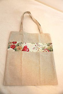 Nákupné tašky - nákupná taška - 10936530_