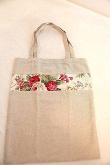 Nákupné tašky - nákupná taška - 10936540_