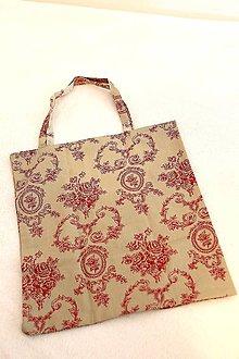 Nákupné tašky - nákupná taška - 10936554_