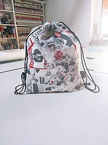 Batohy - Backpack Londýn - 10940464_