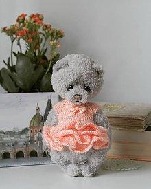 Hračky - Medvedica Marille - 10938775_