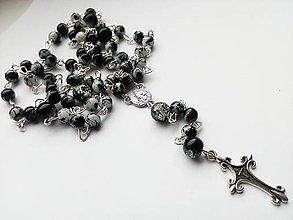 Iné šperky - Ruženec - 10940286_