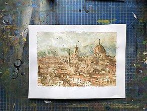Obrazy - Florencia - 10940203_
