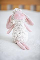 Detské doplnky - Ovečka ovka ušatá - 10939061_