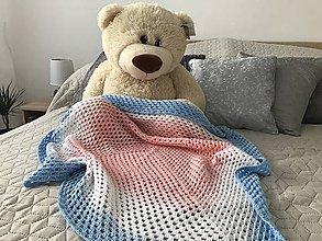 Textil - Dúhodeka do kočíka - 10938697_