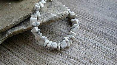 Náramky - Náramok s prírodnými kamienkami, č. 2812 - 10940790_