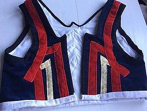 Iné oblečenie - lajblík z Liptova - 10940712_