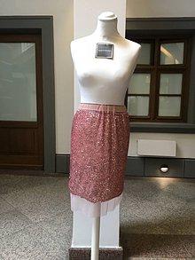 """Sukne - Flitrovaná sukňa """"Grace"""" - 10940038_"""