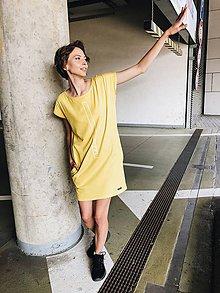 Šaty - Šaty rovný strih M15-el-IO13 M - 10941369_