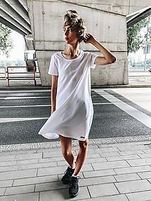 Šaty - Šaty ačkový strih M01-el-IO27 - 10941397_