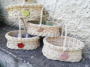 Košíky - Košíčky na vajíčka - 10941472_